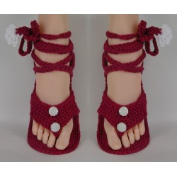 ++Damen-Flip-Flops Modell 1