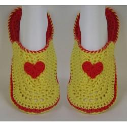 ++Damen-Pantoffeln Modell 4