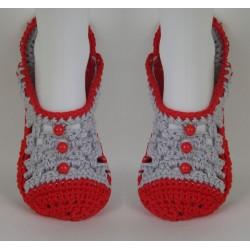 ++Damen-Pantoffeln Modell 7